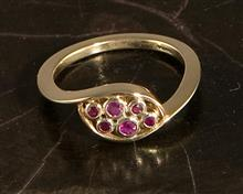 Nevis Ruby Ring